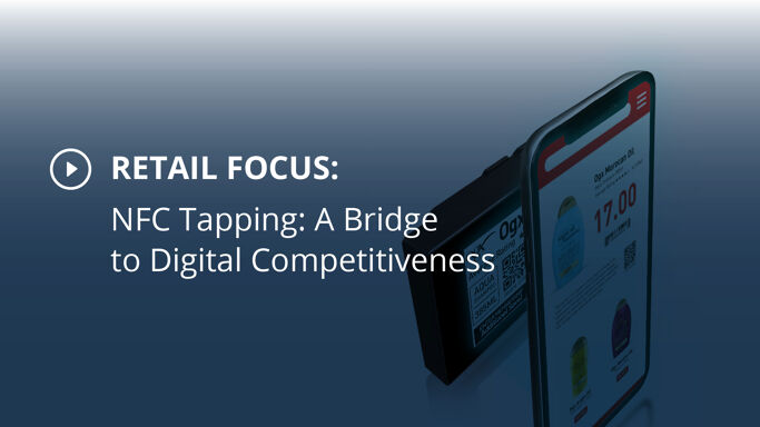 NFC Tapping: A Bridge to Digital Competitiveness