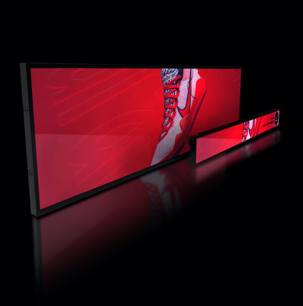 Two Interactive Display Sizes