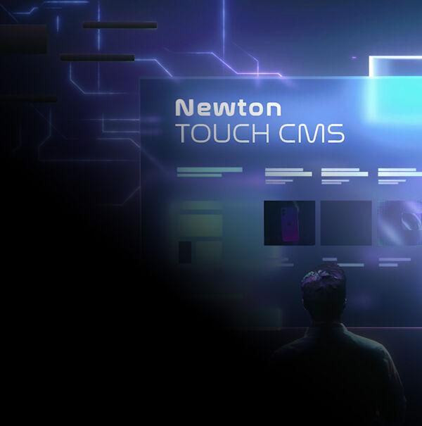 Intuitive CMS Platform